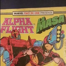 Cómics: ALPHA FLIGHT VOL.1 Nº46 - FORUM. Lote 115175039