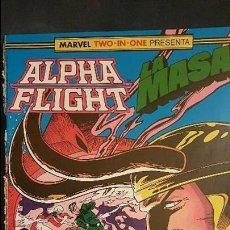 Cómics: ALPHA FLIGHT VOL.1 Nº44 - (RETAPADO) FORUM. Lote 115175415