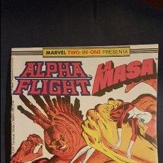 Cómics: ALPHA FLIGHT VOL.1 Nº43 - (RETAPADO) FORUM. Lote 115175539