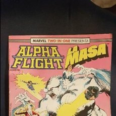 Cómics: ALPHA FLIGHT VOL.1 Nº40 - FORUM. Lote 115175959