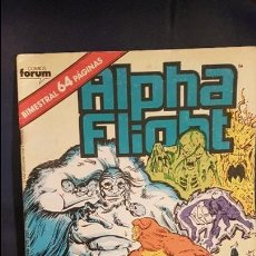 Cómics: ALPHA FLIGHT VOL.1 Nº36 - FORUM. Lote 115176751