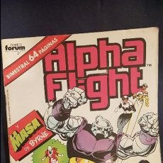 Cómics: ALPHA FLIGHT VOL.1 Nº35 - FORUM. Lote 115176967