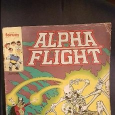 Cómics: ALPHA FLIGHT VOL.1 Nº34 - FORUM. Lote 115177207