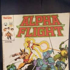 Cómics: ALPHA FLIGHT VOL.1 Nº33 - FORUM. Lote 115177307
