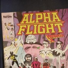 Cómics: ALPHA FLIGHT VOL.1 Nº32 - FORUM. Lote 115177503