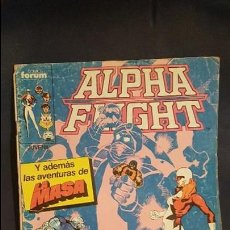 Cómics: ALPHA FLIGHT VOL.1 Nº31 - FORUM. Lote 115177719