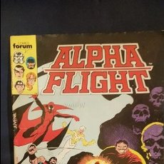 Cómics: ALPHA FLIGHT VOL.1 Nº30 - FORUM. Lote 115177795