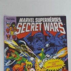 Cómics: SECRET WARS 6. Lote 115241367