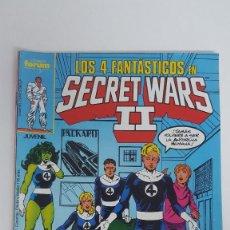 Cómics: SECRET WARS II Nº 32. Lote 115243303