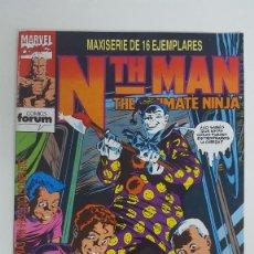 Cómics: NTH MAN 8 . Lote 115243507