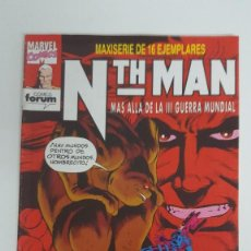Cómics: NTH MAN 14. Lote 115243535