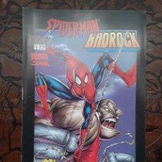 Cómics: SPIDERMAN-BADROCK-CROSSOVER-FORUM-1998. Lote 115248475