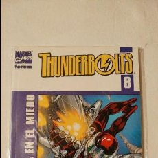 Cómics: THUNDERBOLTS Nº 8 CONFIANZA EN EL MIEDO COMICS FORUM ESTADO IMPECABLE . Lote 115259039