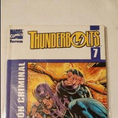 Cómics: THUNDERBOLTS Nº 7 CONFIANZA EN EL MIEDO COMICS FORUM ESTADO IMPECABLE . Lote 115259051