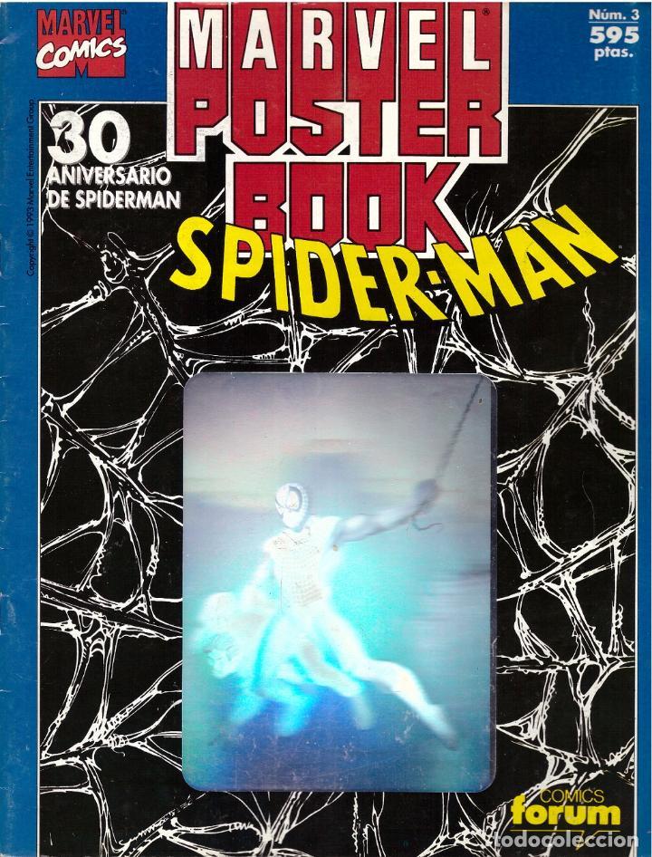 MARVEL POSTER BOOK, Nº 3: SPIDERMAN - 30 ANIVERSARIO DE SPIDERMAN (Tebeos y Comics - Forum - Spiderman)