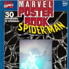 Cómics: MARVEL POSTER BOOK, Nº 3: SPIDERMAN - 30 ANIVERSARIO DE SPIDERMAN. Lote 115260055