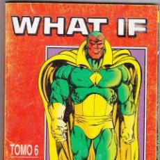 Cómics: WHAT IF TOMO 6 CONTIENE Nº 26 AL 30 . Lote 115261499