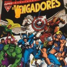 Cómics: BIBLIOTECA MARVEL LOS VENGADORES 16. Lote 115310967