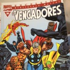 Cómics: BIBLIOTECA MARVEL LOS VENGADORES 20. Lote 115311446