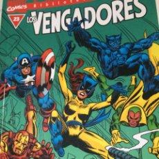 Cómics: BIBLIOTECA MARVEL LOS VENGADORES 23. Lote 115312876