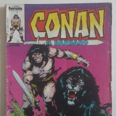 Cómics: CONAN #22 (FORUM, 1983). Lote 115341639