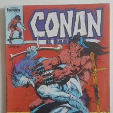 Cómics: CONAN #121 (FORUM, 1987). Lote 115341859
