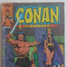 Cómics: CONAN #20 (FORUM, 1983). Lote 115341947