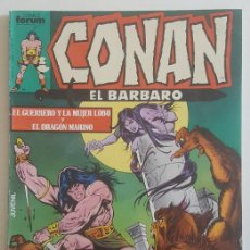 Cómics: CONAN #89 (FORUM, 1986). Lote 115342131