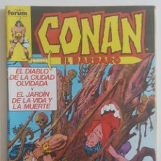 Cómics: CONAN #90 (FORUM, 1986). Lote 115342251