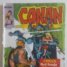 Cómics: CONAN #131 (FORUM, 1988). Lote 115342567