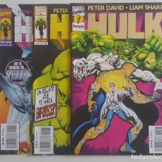 Cómics: HULK VOL.2 #1-3 (FORUM, 1996). Lote 115414027