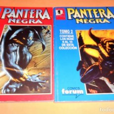 Cómics: PANTERA NEGRA RETAPADO 1 & 2 , NUMEROS 1 AL 10 .- MARVEL KNIGHTS FORUM 1999 ESTADO NORMAL. Lote 115484543