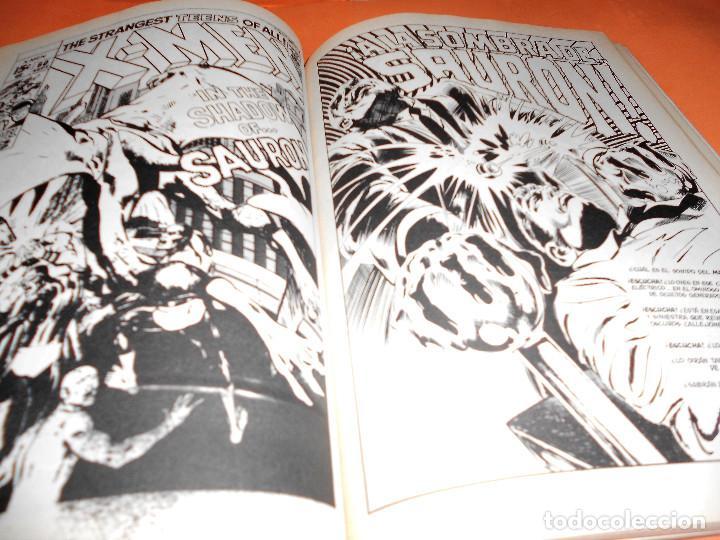 Cómics: CLASICOS B/N: PATRULLA-X: VISIONARIOS, DE ROY THOMAS Y NEAL ADAMS (Marvel-Forum) Buen estado - Foto 4 - 115485963