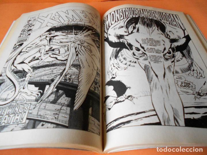 Cómics: CLASICOS B/N: PATRULLA-X: VISIONARIOS, DE ROY THOMAS Y NEAL ADAMS (Marvel-Forum) Buen estado - Foto 5 - 115485963