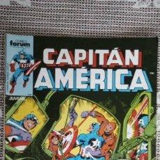 Cómics: CAPITAN AMERICA, Nº 9, COMICS FORUM. Lote 115489611