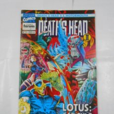 Cómics: DEATH'S HEAD II & MOTORMOUTH Nº 12 - FORUM - LOTUS CAPITULO FINAL. MARVEL COMICS FORUM. TDKC17. Lote 115506047