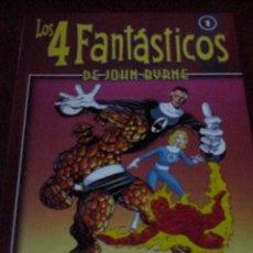 Cómics: COMIC PLANETA FORUM MARVEL COLECCIONABLE LOS 4 FANTASTICOS JOHN BYRNE Nº 1 . Lote 115519403