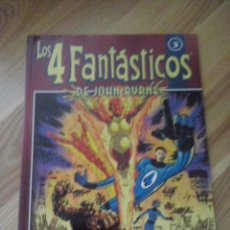Cómics: COMIC PLANETA FORUM MARVEL COLECCIONABLE LOS 4 FANTASTICOS JOHN BYRNE Nº 3. Lote 115519471