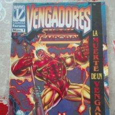 Cómics: LOS VENGADORES VOL. II Nº 7 FORUM. Lote 115552396