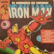 Cómics: RETAPADO IRON MAN #1-5 [FORUM] [MARVEL]. Lote 115595771