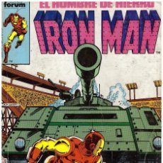 Cómics: RETAPADO IRON MAN #11-15 [FORUM] [MARVEL]. Lote 115596215