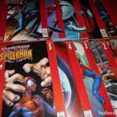 Cómics: ULTIMATE SPIDERMAN Nº 1 AL 46 - FORUM. Lote 115615019