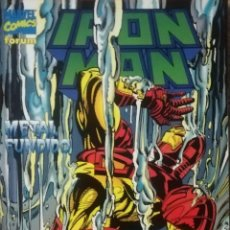Cómics: IRON MAN METAL FUNDIDO. Lote 115624247