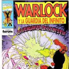 Cómics: WARLOCK Y LA GUARDIA DEL INFINITO 6. Lote 115635055