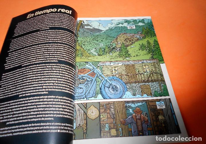 Cómics: HULK & LOBEZNO SEIS HORAS PLANETA. JONES & KOLINS. RUSTICA. MUY BUEN ESTADO - Foto 4 - 115683871