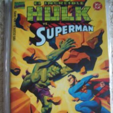 Cómics: HULK VS. SUPERMAN (FORUM, 2000). Lote 115820959