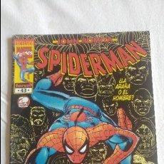 Cómics: SPIDERMAN Nº 43 JOHN ROMITA COMICS FORUM ESTADO MUY BUENO . Lote 115967103
