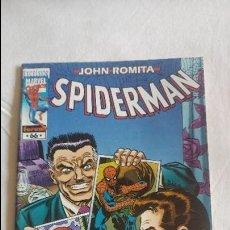 Cómics: SPIDERMAN Nº 66 JOHN ROMITA COMICS FORUM ESTADO MUY BUENO . Lote 115969719