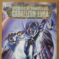 Cómics: CABALLERO LUNA ESPECIAL MARVEL HEROES ( NÚMERO ÚNICO). Lote 116079699