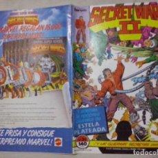 Cómics: TEBEOS Y COMICS: SECRET WARS II. Nº 39 (ABLN). Lote 116097943